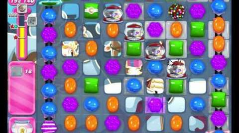 Candy Crush Saga LEVEL 2166 NO BOOSTERS