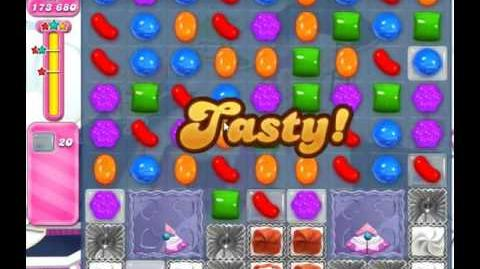 Candy Crush Saga Level 1887 - NO BOOSTERS