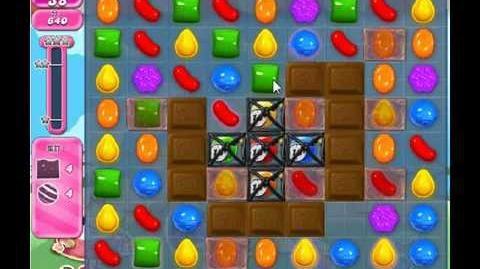Candy Crush Saga Level 330 - 2 Star - no boosters