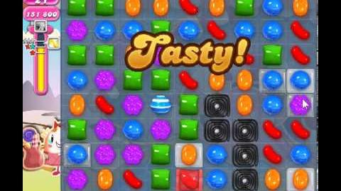 Candy Crush Saga Level 93 - 3 Star - no boosters