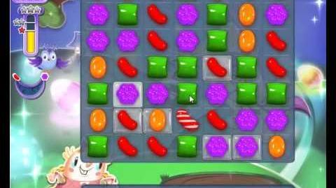 Candy Crush Saga Dreamworld Level 75 (Traumwelt)