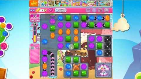 Candy Crush Saga LEVEL 1654