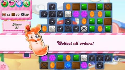 Candy Crush Saga Level 2801 NO BOOSTERS