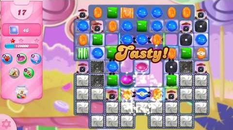 Candy Crush Saga Level 3121 NO BOOSTERS