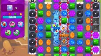 Candy Crush Saga Level 3681