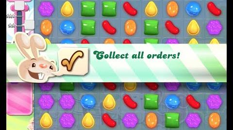Candy Crush Saga Level 459 walkthrough (no boosters)