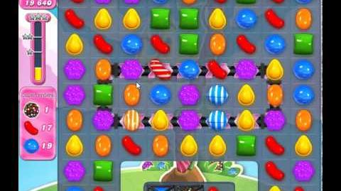 Candy Crush Saga Level 985