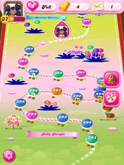 Jelly Jungle HTML5
