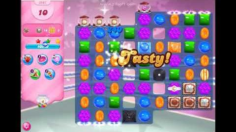 Candy Crush Saga - Level 3507 - No boosters ☆☆☆
