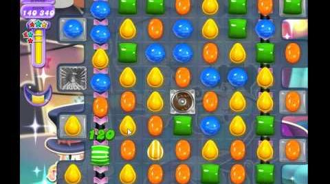 Candy Crush Saga Dreamworld Level 547 (No booster, 3 Stars)