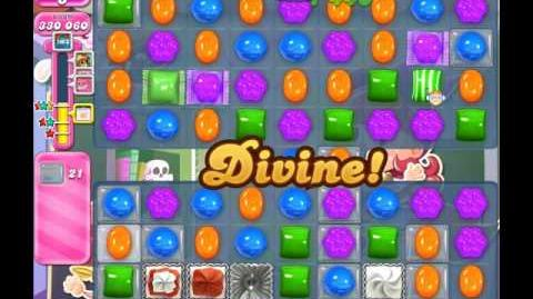 Candy Crush Saga Level 1086 ( 25 Moves ) No Boosters 3 Stars