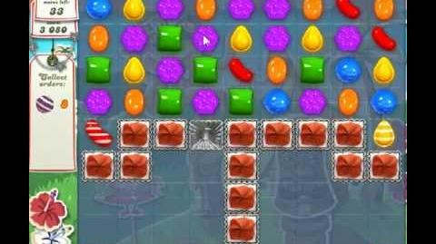 Candy Crush Saga Level 186 - 3 Star