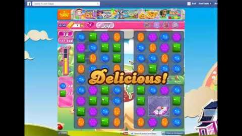 Candy Crush Saga Level 751 no booster 3 star max point