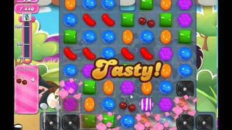 Candy crush saga level 1363 No booster, 3 Stars