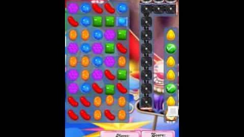Candy Crush Level 1385 20 moves