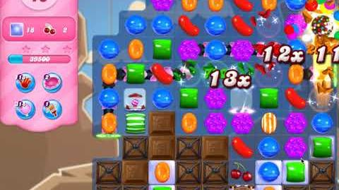 Candy Crush Level 2616 (no boosters)