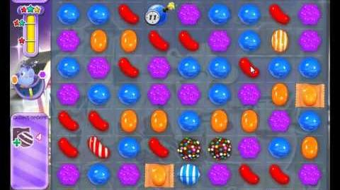 Candy Crush Saga Dreamworld Level 245 (3 Stars)