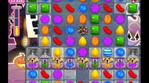 Candy Crush Saga Level 714