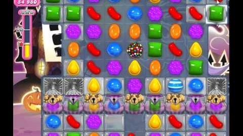 Candy Crush Saga Level 714