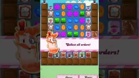 Candy crush level 2671