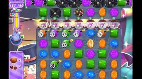 Candy Crush Saga Dreamworld Level 554 (No booster, 3 Stars)