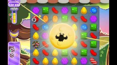 Candy Crush Saga Dreamworld Level 655 (No booster, 3 Stars)