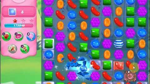 Candy Crush Saga Level 1332 Walkthrough - No Boosters