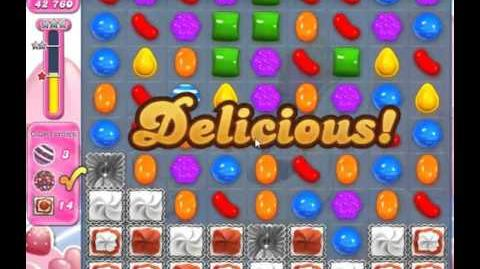 Candy Crush Saga Level 1491