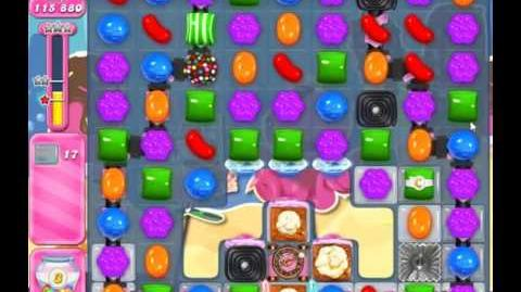Candy Crush Saga Level 1737 - NO BOOSTERS