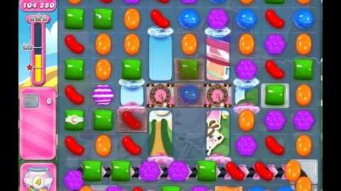 Candy Crush Saga Level 2010 - NO BOOSTERS