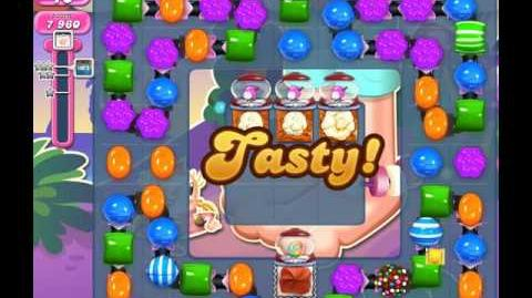 Candy Crush Saga Level 2131 ( New with 21 Moves ) No Boosters 2 Stars
