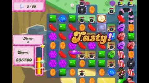 Candy Crush Saga Level 2846 NO BOOSTERS 2Star 2700plus Group