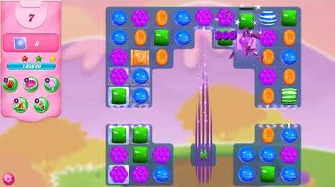 Candy Crush Saga Level 3368 NO BOOSTERS