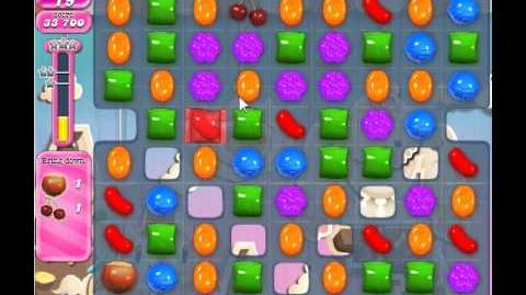 Candy Crush Saga Level 44 - 2 Star - no boosters