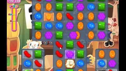 Candy Crush Saga Level 781