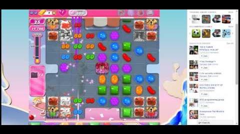 Candy Crush Saga Level 889 ★★★ NO BOOSTER