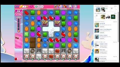 Candy Crush Saga Level 890 ★★★ NO BOOSTER