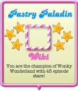 Pastry Paladin
