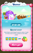 Striped Candy Contest Info