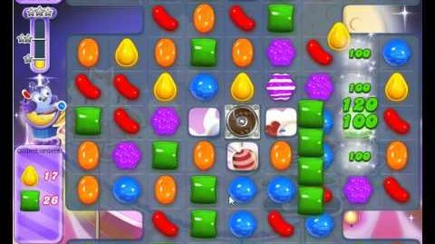 Candy Crush Saga Dreamworld Level 172 (Traumwelt)