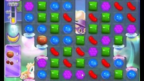Candy Crush Saga Dreamworld Level 80 (Traumwelt)
