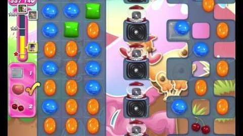 Candy Crush Saga LEVEL 2245 NO BOOSTERS 16 moves)