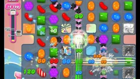 Candy Crush Saga Level 1546 NO BOOSTER (3 Stars) 2nd Version