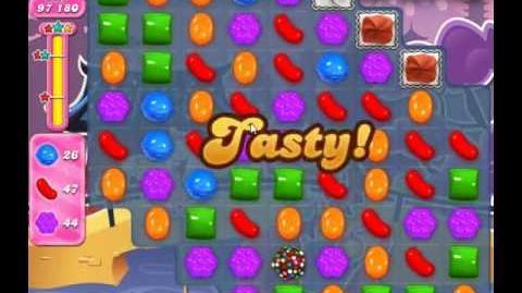 Candy Crush Saga Level 1780 - NO BOOSTERS