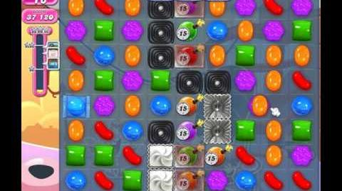 Candy Crush Saga Level 1839 ( New with 26 Moves ) No Boosters 1 Star