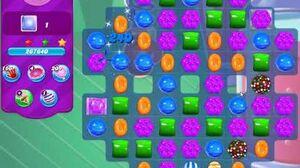 Candy Crush Saga Level 18 (No booster)