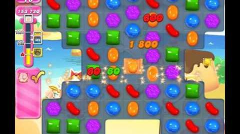 Candy Crush Saga Level 1959 ( New with 30 Moves and 5 Candy Colours ) No Boosters 2 Stars