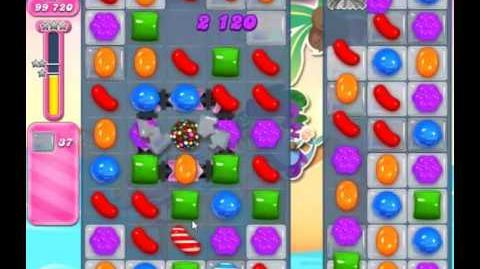 Candy Crush Saga Level 2106 - NO BOOSTERS