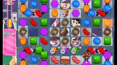Candy Crush Saga Level 2182 NO BOOSTER
