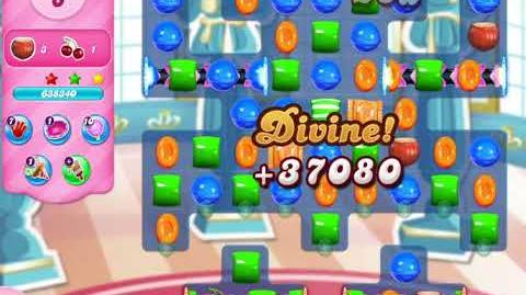 Candy Crush Saga Level 2985 NO BOOSTERS (fourth version)